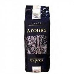 """Café en grano """"Aroma""""80-20/1Kg/10."""