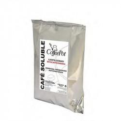 Café Liofilizado CoffePot / Descafeinado/ 250Gr/20