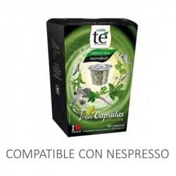 Especial Te Verde Hierbabuena Cápsula / 10