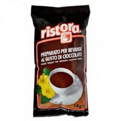 Chocolate Ristora Gran. 1 Kg BR / 10