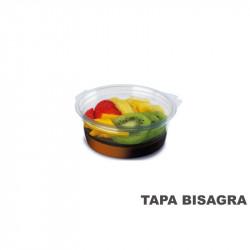 Envase circular sin Tapa - HQ - 120X44 - 250 c.c./