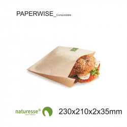 Bolsa Pan - PaperWise - 230x210x2x35mm