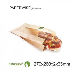 Bolsa Sandwich con Ventana - PaperWise/PLA