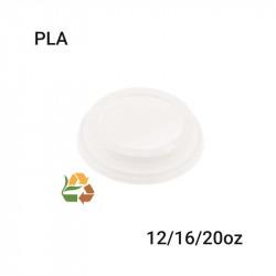 Tapa vaso Hot Coffee - compostable - 12/16/20oz