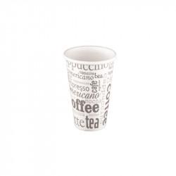 Vaso Papel:12oz-360ml/10grs-COFFE- 50-1.000/Z