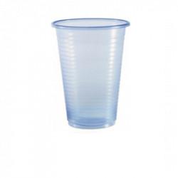 Vaso 220 cc. Azul PP 2,3 gr. 100 - 3000