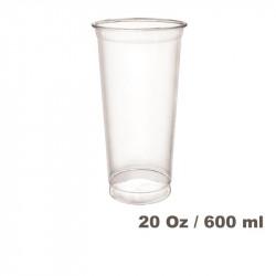 Vaso PET PS650/20oz 13 gr. 50/800