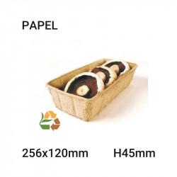 Bandeja de papel para setas - 256x120mm - H66mm