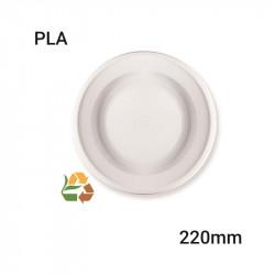 Plato hondo PLA - 220mm