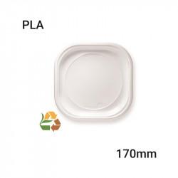 Plato Cuadrado PLA - 170mm