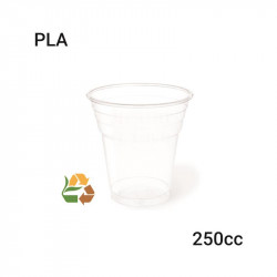Vaso Papel PLA - 250cc