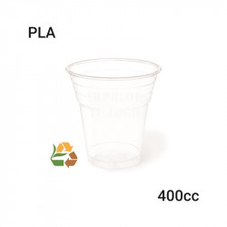 Vaso Papel PLA - 400cc