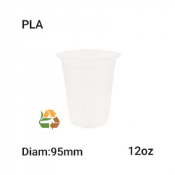 Vaso PLA Compostable - 12oz