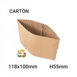 Faja Kraft - vaso café - compostable 12/16/20oz