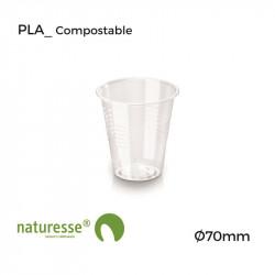 Vaso PLA - Transparente - 1.5dl