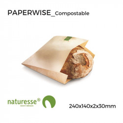 Bolsa Pan - PaperWise - 240x140x2x30mm