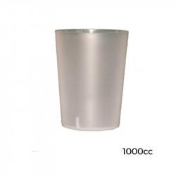 Vaso Mod. LITRO - REUTILIZABLE - 56 Grs - 225