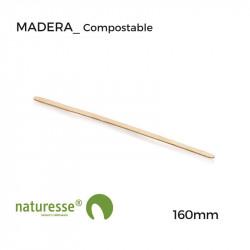Agitador - Madera - 160mm