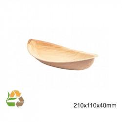 Barca Hoja de Palma - 23.5x12.5x4.2 cm - 100