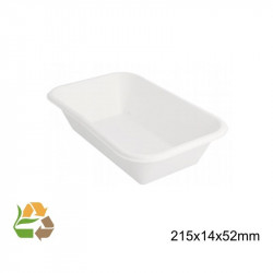 Bandeja Rectangular - 1000ml - 229x153x57mm
