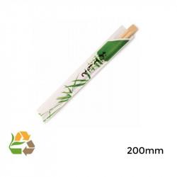 Palitos de Bambú - 230mm