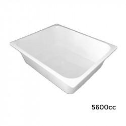 8GS1000 Bandeja Gastron. 320X260X100-5600 cc -150