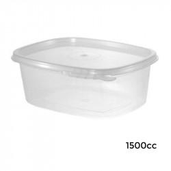 6V01500/T Envase Bisagra Ov.Seg. PP-1500cc -200