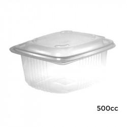 Envase Bisagra 500 cc. PP 50/600