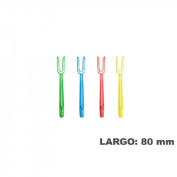 Pinchos Catering Colores PS 80 mm. 1000/12000