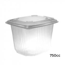 Envase Bisagra 750 cc. (Sopa) PP 50/600