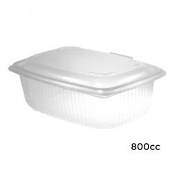 Envase Bisagra 800 cc. PP 50/300