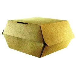 Caja Hamburguesa Gigante KRAFT eco /450