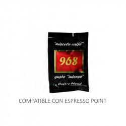 """CÁPSULA DE CAFÉ 968 """"SABOR INTENSO"""" C/100 UDS."""